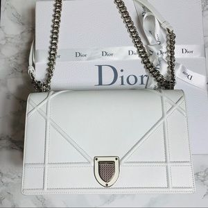 DIOR Diorama Shoulder Bag